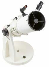 """BRESSER Messier 5"""" Dobson Reiseteleskop LED-Sucher Newton Optik Teleskop"""