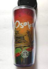 Starbucks Osaka Japan Tumbler Travel Mug Souvenir Local Edition Cup