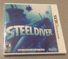 Nintendi 3DS Steel Diver Spiel