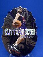 VINCE CARTER SSP RARE DIECUT INSERT 99-2000 SKYBOX APEX CUTTING EDGE PSA Ready💥