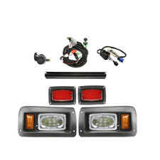 CLUB CAR DS LED DELUXE LIGHT KIT STREET LEGAL TURN SIGNALS