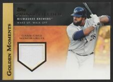 2012 TOPPS GOLDEN MOMENTS RELICS #PF PRINCE FIELDER