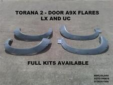 TORANA LX AND UC HATCH BACK WHEEL ARCH FLARES SS OR A9X