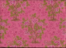 """45"""" 100% cotton novelty print """"garden gate"""" by RJR Fabrics"""