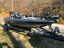 "1995 Stratos 285 Pro Xl 18'10"" Fishing Boat & Trailer - Missouri"
