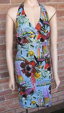 MAMBO Goddess Photographic Print Dress ~ SIZE 10