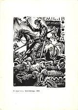 BT15607 P Upitis emil Bologa Paint peintures postcard