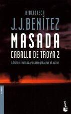 Caballa de Troya 2 Masada by J. J. Benítez