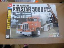 AMT/ERTL 1:25 International Paystar 5000 Cement Mixer