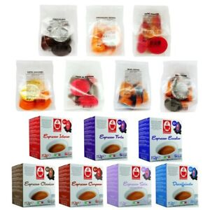 6 PACKS OF COMPATIBLE PODS FOR LAVAZZA A MODO MIO COFFEE MACHINES: MIX & MATCH