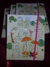 Just Mom & Me Journal: Sharing our Lives and our Faith- Ribbon, elastic closure