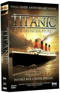 Titanic - The Definitive Story - Special DVD (From The Home Of The Titanic)