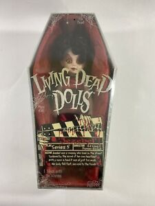 Living Dead Dolls - Jezebel Series 5 - Sealed - Personal Collection