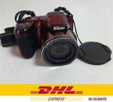 Nikon COOLPIX L810 16.1MP Digital Camera Photo DHL express 👍❤👍❤👍❤👍❤
