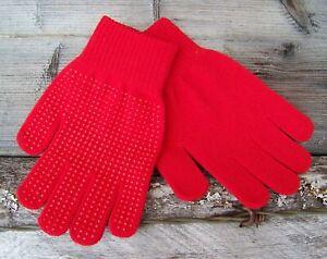 Gants Magiques - Taille Unique - Rouge