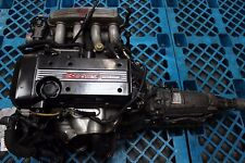 JDM LEXUS IS200 RS200 2.0 BEAMS 3SGE DOHC 2.0L ENGINE VVTI RWD AUTOMATIC ECU