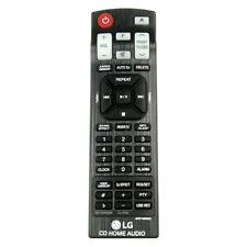 AKB74955302 Mando a Distancia LG CM8360 CM8460 CM9760 CM9960 OM5560 OM7560 HiFi