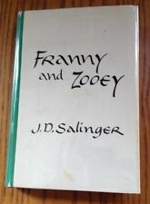Salinger ~ Franny and Zooey ~ First Edition ~ $4.00 priced DJ