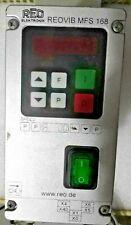 REO ELEKTRONIK REOVIB-MFS-168 vfd frequency converter inverter feder control