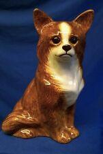 QUAIL CERAMIC CHIHUAHUA DOG MONEYBOX MONEY BOX OR PIGGY SAVINGS BANK