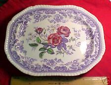 Spode MAYFLOWER 28772 Medium Oval Platter