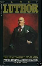 Lex Luthor Unauthorized Biography Kubert Unread 1989