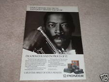 Pioneer Elite Ad, 1986, John Coltrane, Amplifier, CD