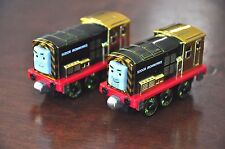 THOMAS & Friends Take N Play Diecast Engine RARE Metallic 'ARRY or BERT Like NEW