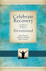 Celebrate Recovery Daily Devotional by Baker, John Book The Fast Free Shipping