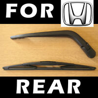 Rear Wiper Arm and Blade for HONDA Jazz / Fit 2008+ 35cm