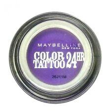 Maybelline Color Tattoo 24hr GEL Cream Eyeshadow Endless Purple 15