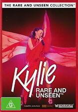 [NEW] DVD: KYLIE: RARE AND UNSEEN