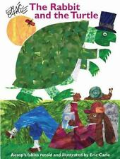 The Rabbit and the Turtle by Eric Carle (2008, Hardcover)