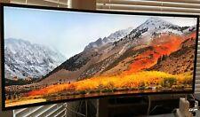 """LG 34UC98-W 34"""" 21:9 UltraWide WQHD IPS Thunderbolt Curved LED Monitor"""