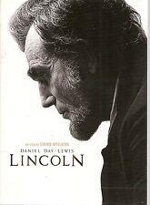 DVD ZONE 2--LINCOLN--DAY-LEWIS/SPIELBERG/FIELD/GORDON-LEVIT/SPADER
