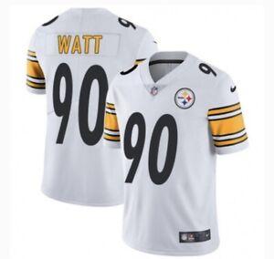 TJ Watt #90 Pittsburgh Steelers Nike NFL Football Jersey Adult XL