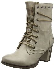 Mustang Women's 1199-505 Ankle Boots, Off White (243 Ivory), 41 EU 7.5 UK