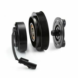 AC COMPRESSOR CLUTCH KIT PULLEY COIL PLATE BEARING Fits: DODGE NITRO 2007 2008