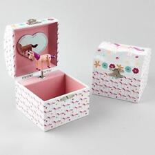Floss & Rock Unicorn Musical Children Jewellery Storage Trinket Box Girls Gift