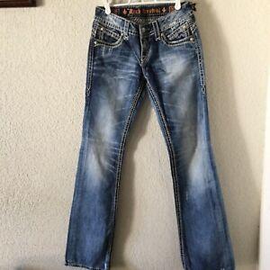 rock revival jeans Becky Size 28