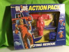 Vintage Gi Joe 1971 Adventure team action pack- Flying Rescue