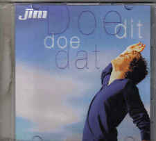 Jim Bakkum-Doe Dit Doe Dat Promo cd single