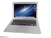 Apple Macbook Air 13 2014 A1466 LIGHT LAPTOP i5 1.4Ghz 4Gb 256GB OSX Sierra