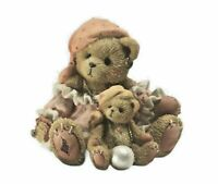 Cherished Teddies Carrie The Future Beareth All Things 141321 Enesco 1995
