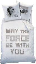 Star Wars Bettwäsche 135 x 200 cm 80 x 80 cm Baumwolle