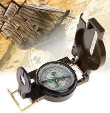 Portatile pieghevole Lens Compass Moda Militare Americana Campeggio, Escursionismo, ecc.