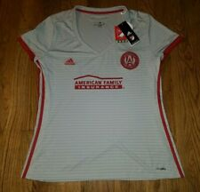 NWT Womens XL Atlanta United FC Adidas Soccer Jersey NEW Shirt RARE Ladies MLS