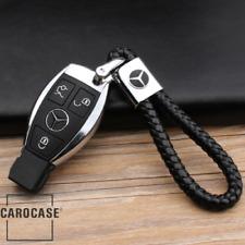 Porte- cle cef cuir Mercedes Benz  classe A B C neuf cuir couleur noir