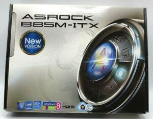 ASRock B85M-ITX, LGA 1150, Intel ITX Motherboard (*NEW*)