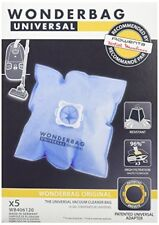 Wonderbag WB406120 Pack of 5 Classic Dustbags